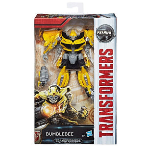 Bumblebee Transformers The Last Knight Premier Edition Deluxe Class
