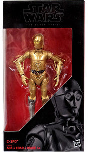 C-3PO Star Wars Black Series 6-Inch Exclusive