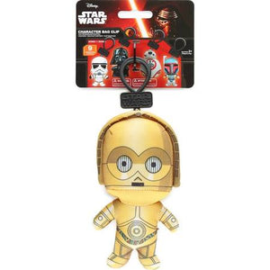 C-3PO Star Wars Plush Clip