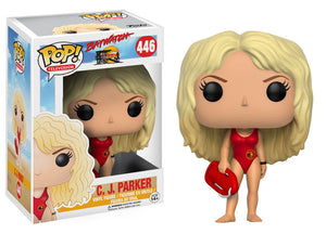 C. J. Parker Funko Pop! Television Baywatch Not Mint