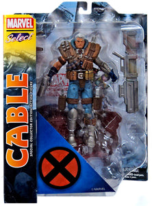 Cable Marvel Select Action Figure