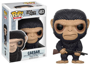 Caesar Funko Pop! Movies War for the Planet of the Apes