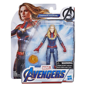 Captain Marvel Avengers Endgame 6-Inch Action Figure