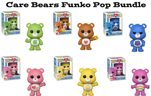 Care Bears Funko Pop! Animation Bundle