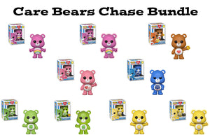Care Bears Funko Pop! Animation Chase Bundle of 9