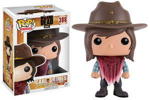 Carl Grimes Walking Dead Funko Pop! Vinyl