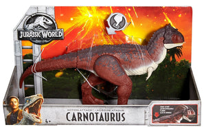 Carnotaurus Jurassic World Fallen Kingdom Action Attack