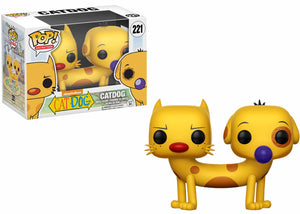 Catdog Funko Pop Nickelodeon