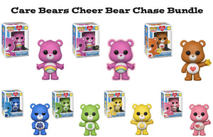Care Bears Funko Pop! Animation Cheer Bear Chase Bundle