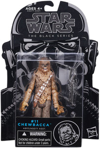 Chewbacca Star Wars Black Series 3.75-Inch