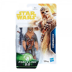 Chewbacca Force Link 2.0 Solo A Star Wars Story 3.75 Inch Figure