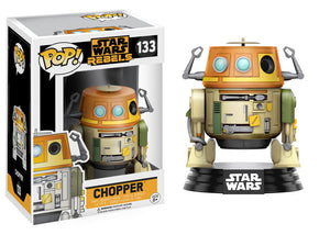 Chopper Star Wars Rebels Funko Pop! Vinyl
