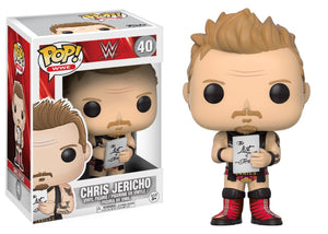 Chris Jericho Funko Pop! WWE