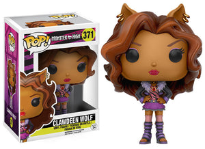 Clawdeen Wolf Funko Pop! Monster High