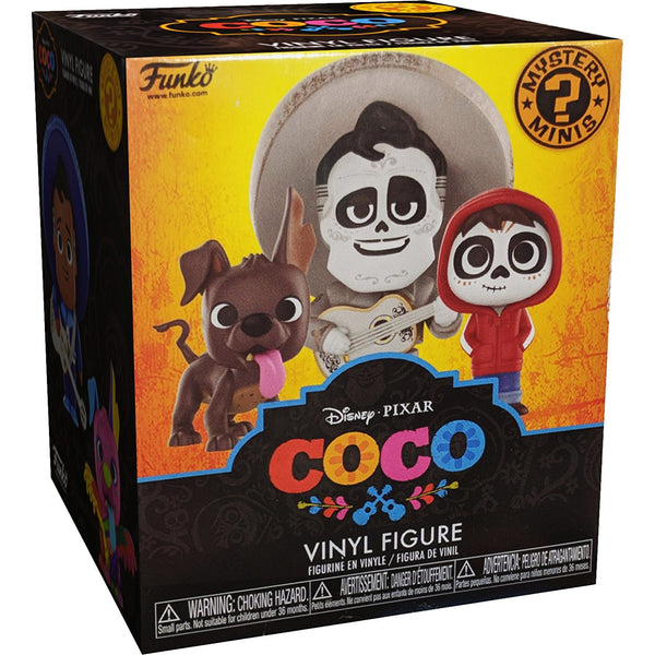 Coco Funko Disney Mystery Minis Single Box