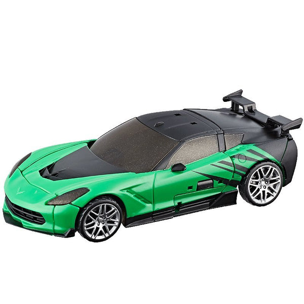 Crosshairs Transformers The Last Knight Premier Edition Deluxe Class