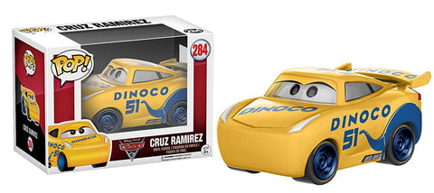 Cruz Ramirez Funko Pop! Disney Cars 3