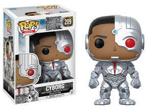 Cyborg Funko Pop! Justice League Movie