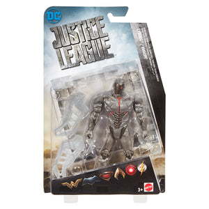 Techno Shield Cyborg Justice League Action Figure