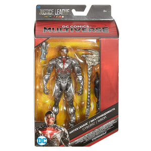 Cyborg DC Comics Multiverse Justice League Action Figure
