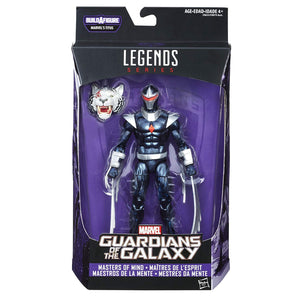 Darkhawk Guardians of the Galaxy Marvel Legends 6-Inch Action Figure Titus Build-A-Figure Wave