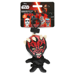 Darth Maul Star Wars Plush Clip