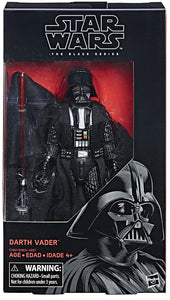 Darth Vader Star Wars The Black Series 6 Inch Figure
