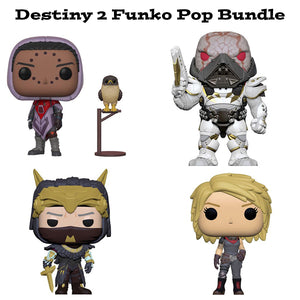 Destiny Series 2 Funko Pop! Games Bundle