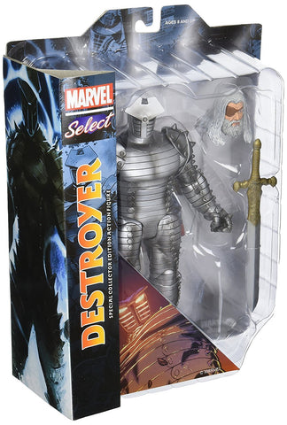 Destroyer Marvel Select Action Figure