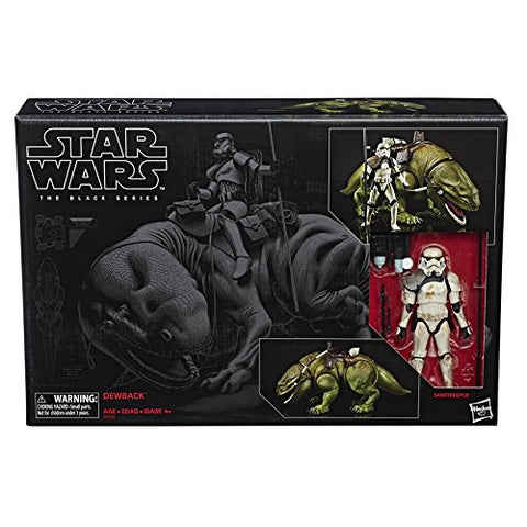 Dewback and Sandtrooper Star Wars Black Series Vehicle