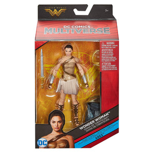 Diana of Themyscira DC Comics Multiverse Wonder Woman Movie Action Figure