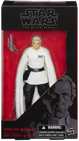 Director Krennic Star Wars Rogue One Black Series 6-Inch