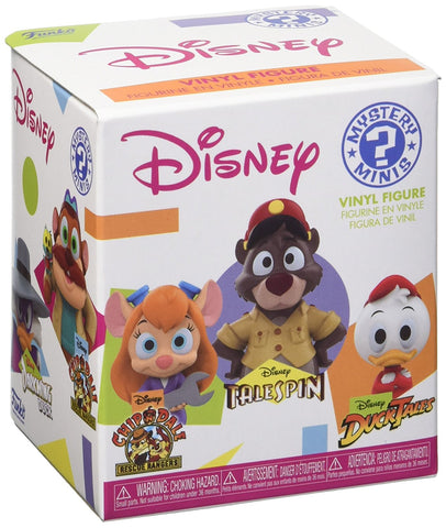Disney Afternoon Funko Mystery Minis Single Box