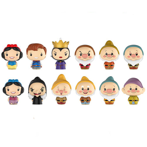 Snow White Funko Disney Pint Size Heroes Set of 12