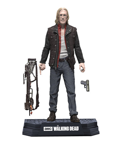 Dwight Walking Dead 7 Inch Action Figure