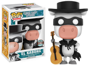 El Kabong Hanna Barbera Funko Pop! Specialty Series