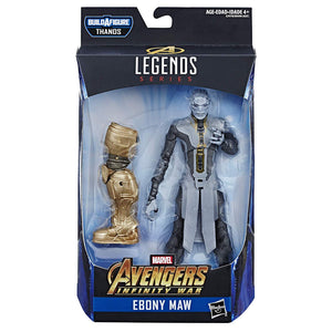 Ebony Maw Avengers Endgame Marvel Legends Action Figure