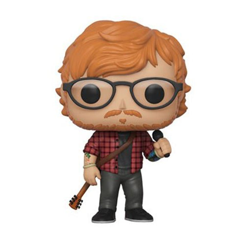 Ed Sheeran Funko Pop! Rocks
