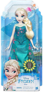 Elsa Disney Princess Frozen Fever Fashion Doll