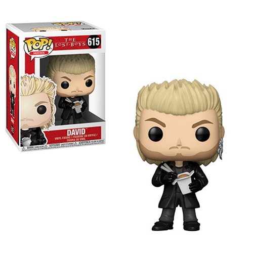 David Funko Pop! Movies The Lost Boys