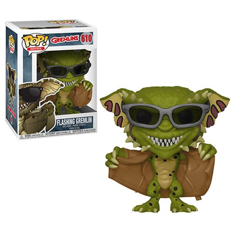 Flashing Gremlin Funko Pop! Movies Gremlins