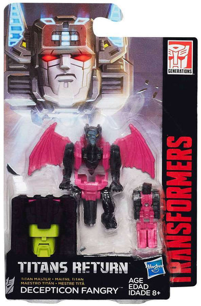 Fangry Transformers Generations Titans Return Masters