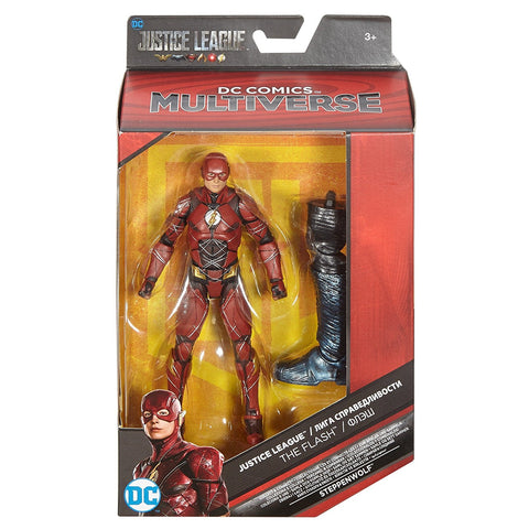 Flash DC Comics Multiverse Justice League Action Figure
