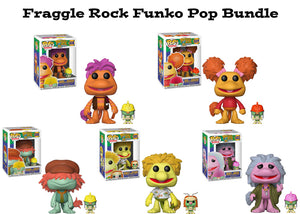 Fraggle Rock Funko Pop! Television Bundle