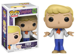 Fred Funko Pop! Animation Scooby-Doo
