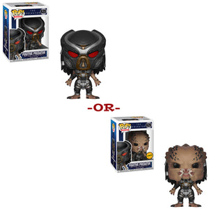 Fugitive Predator Funko Pop Movies