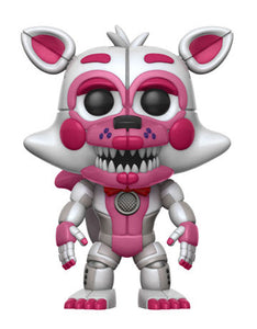 Funtime Foxy Funko Pop! Games Five Nights at Freddy's Sister Location