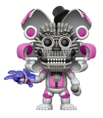 Funtime Freddy Funko Pop! Games Five Nights at Freddy's Sister Location