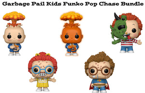 Garbage Pail Kids Funko Pop! Chase Bundle