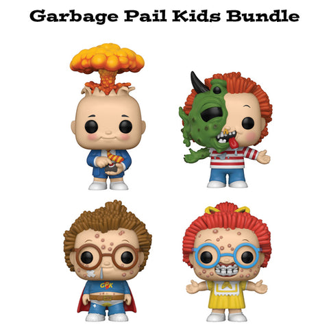 Garbage Pail Kids Funko Pop! Bundle